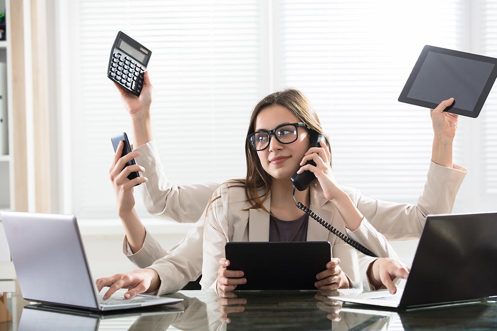 Multitasking Nedir? Hayatı Kolaylaştırır mı? Yoksa Tam Tersi Zorlaştırır mı?