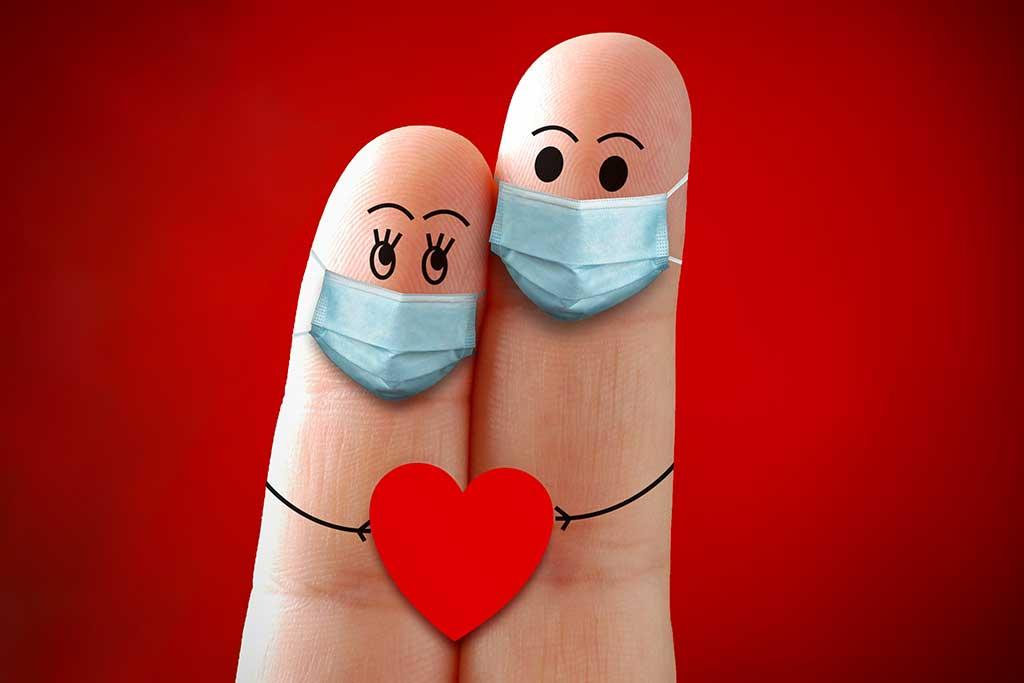 Pandemide Aşk Başkadır