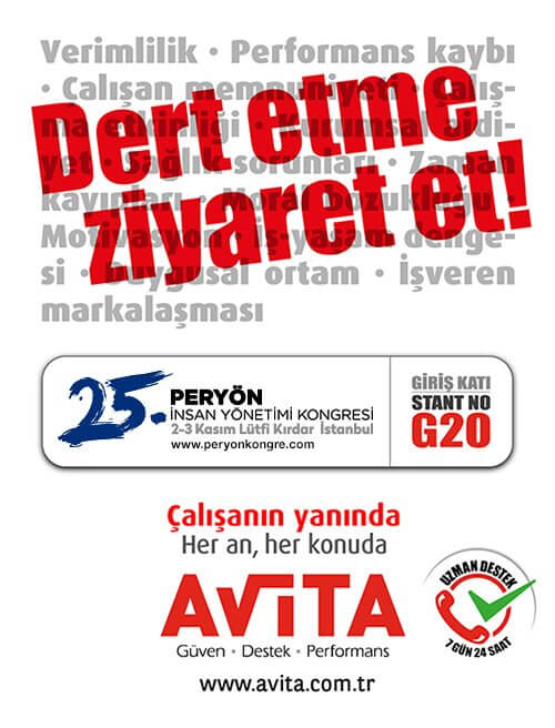 25th People Management Congress by Peryön (The People Management Association of Turkey) 2