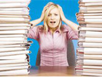 Aşırı iş yükü ve stres intihara sürüklüyor
